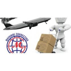 Fret Colis par Groupage Aérien BRU-DOUALA Cameroun -Groupage