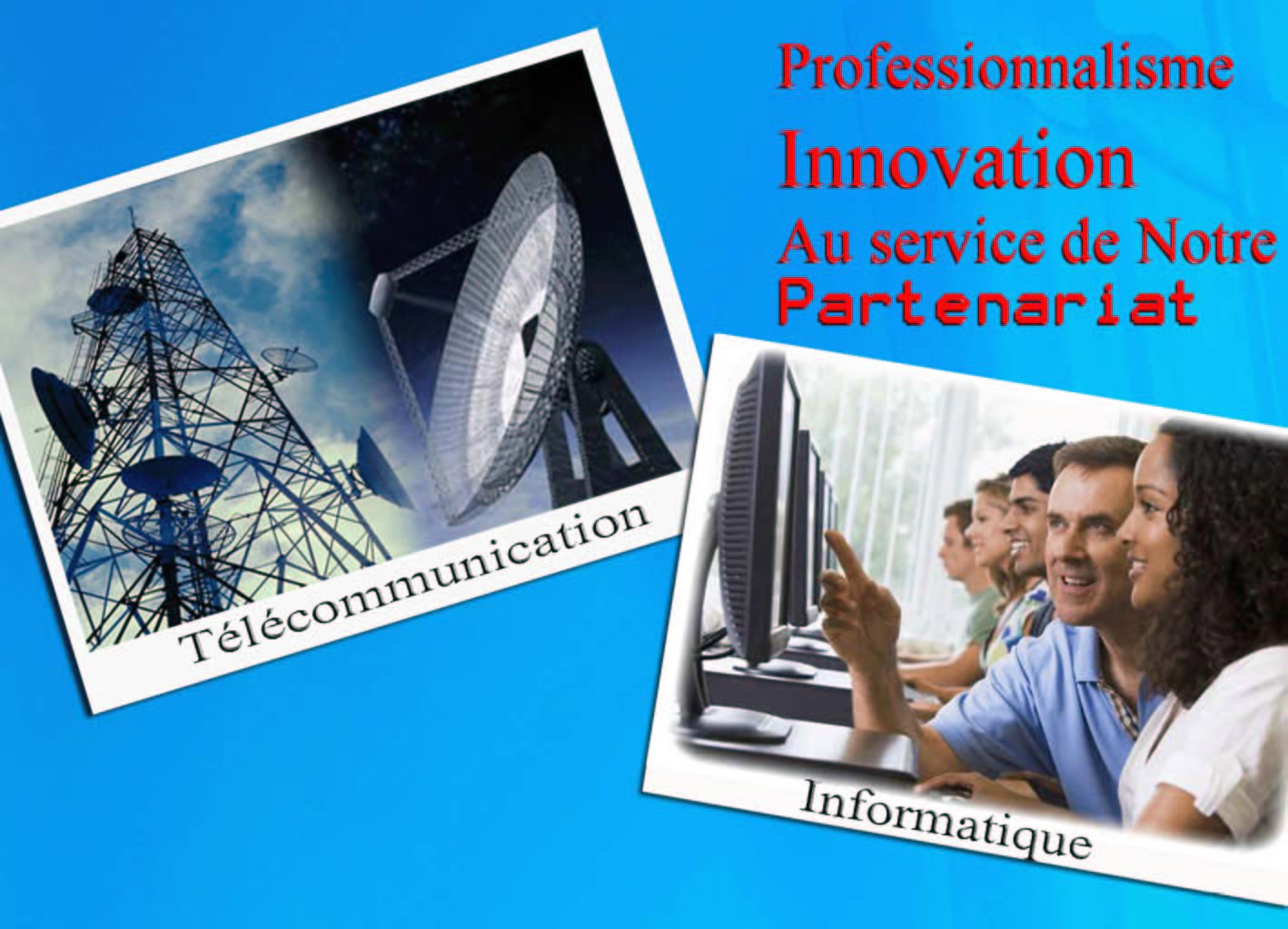 informatique & télecommunications